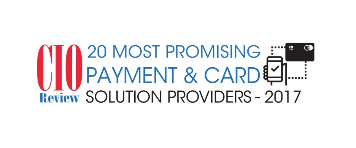 Matica Fintec – One of the 20 most promising payment and card solution providers 2017