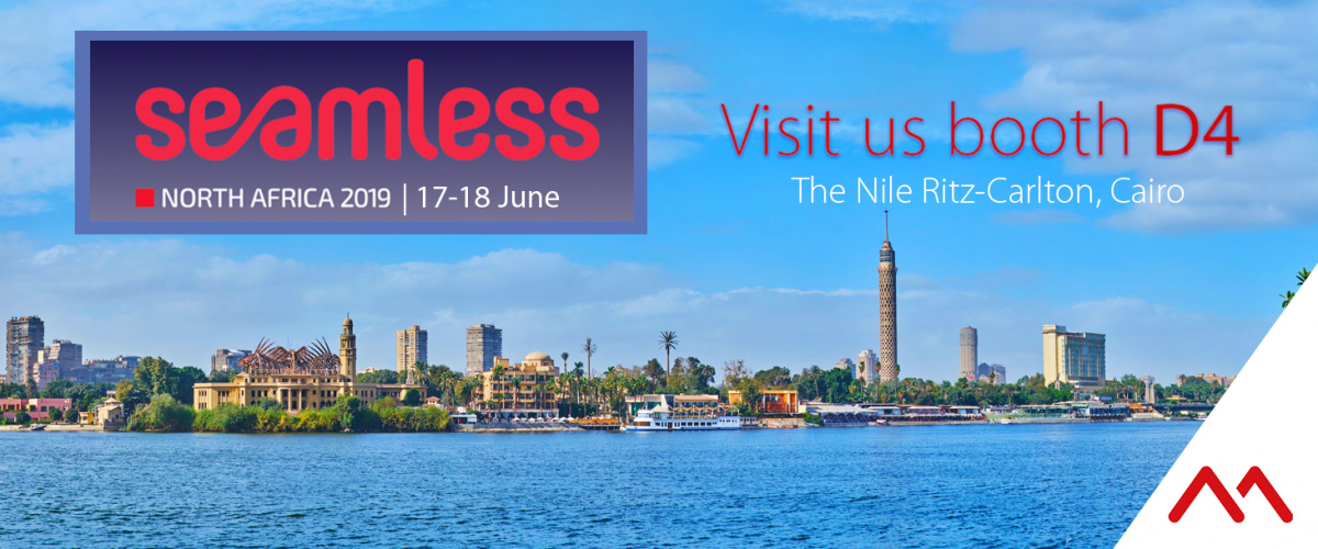 Matica Fintec financial card solutions at Seamless North Africa 2019