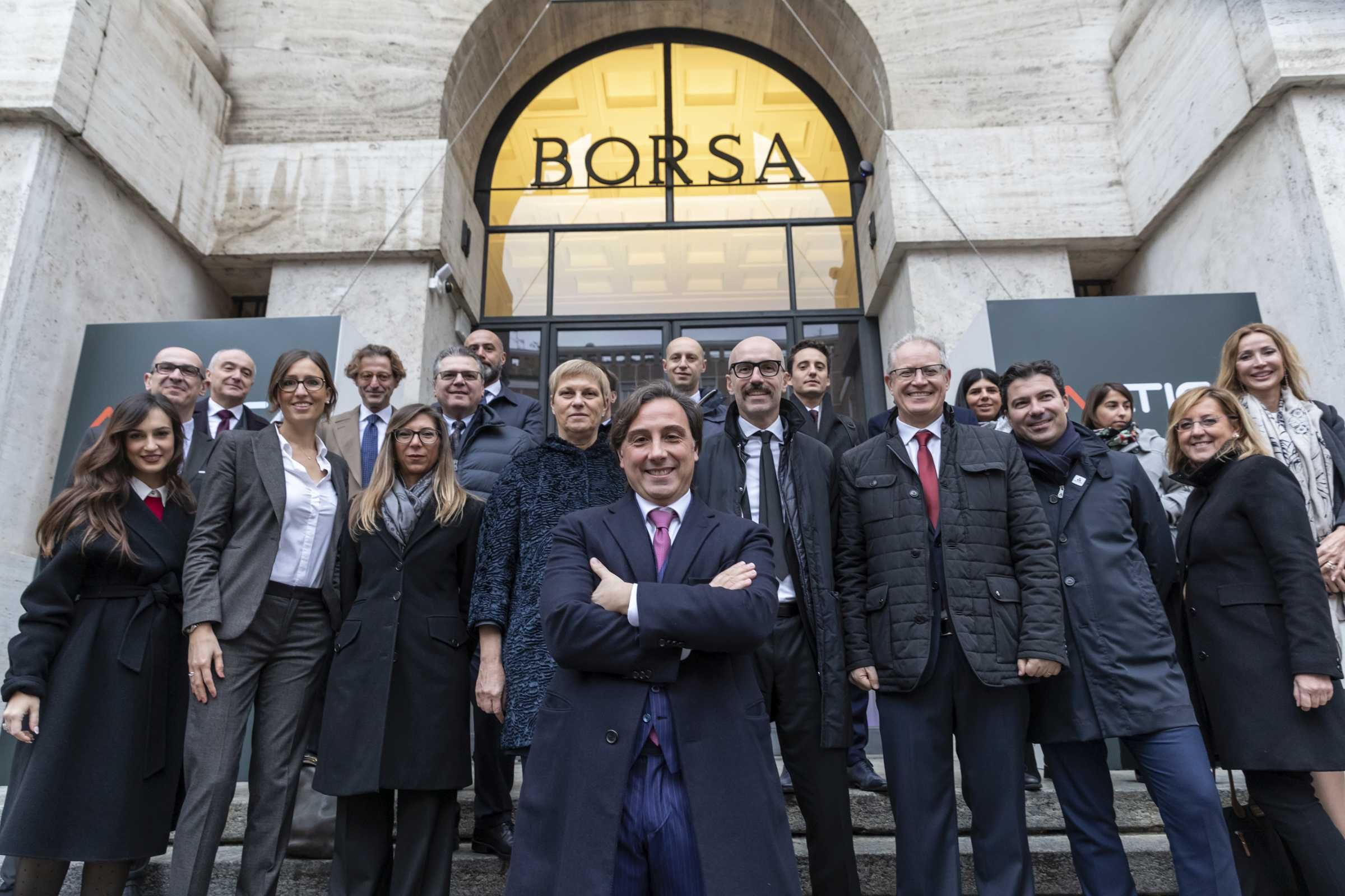 Matica Fintec si quota in Borsa